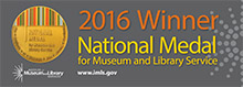 2016 IMLS Winner graphic