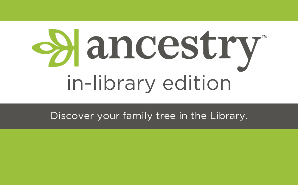 Image result for ancestry libraries