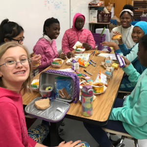 O'Keefe Middle School Munch and Make