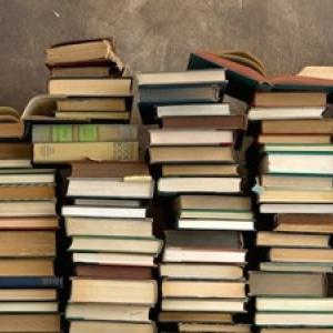 Upcoming Book Sales