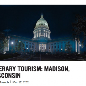 Book Riot feature on literary tourism