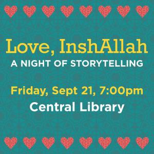 Love Inshallah Library Takeover