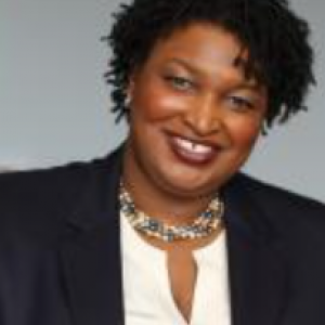 Stacey ABrams Our Time is Now event