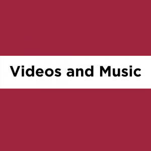 Racial Equity Resource: Videos and Music