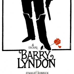 Barry Lyndon film cover
