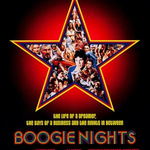 Boogie Nights film cover