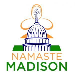Namaste Madison logo