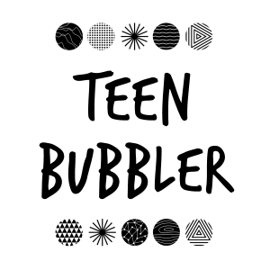 Teen Bubbler logo