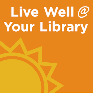 Live Well @ Your Library logo