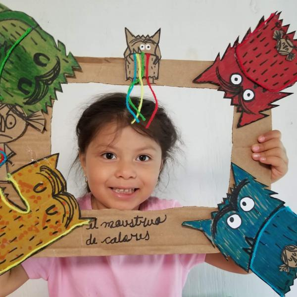 Spanish Art of the Picture Book In-Home Delivery for Spanish Daycares