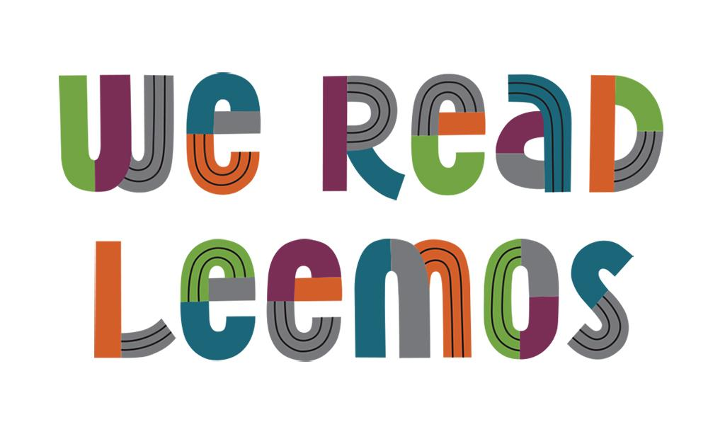 We Read logo for Web