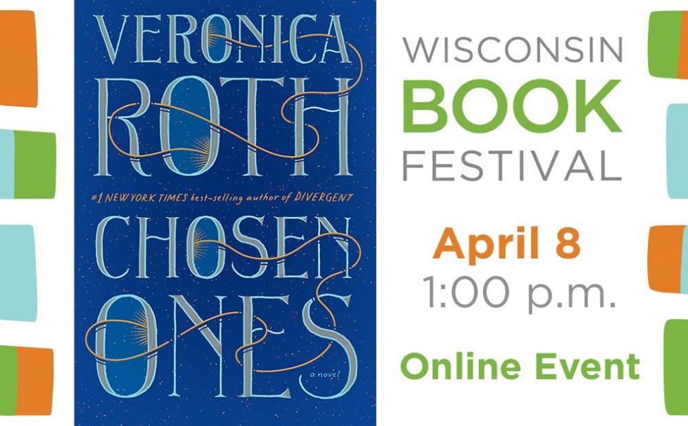 Veronica Roth is doing an online event about her book Chosen Ones