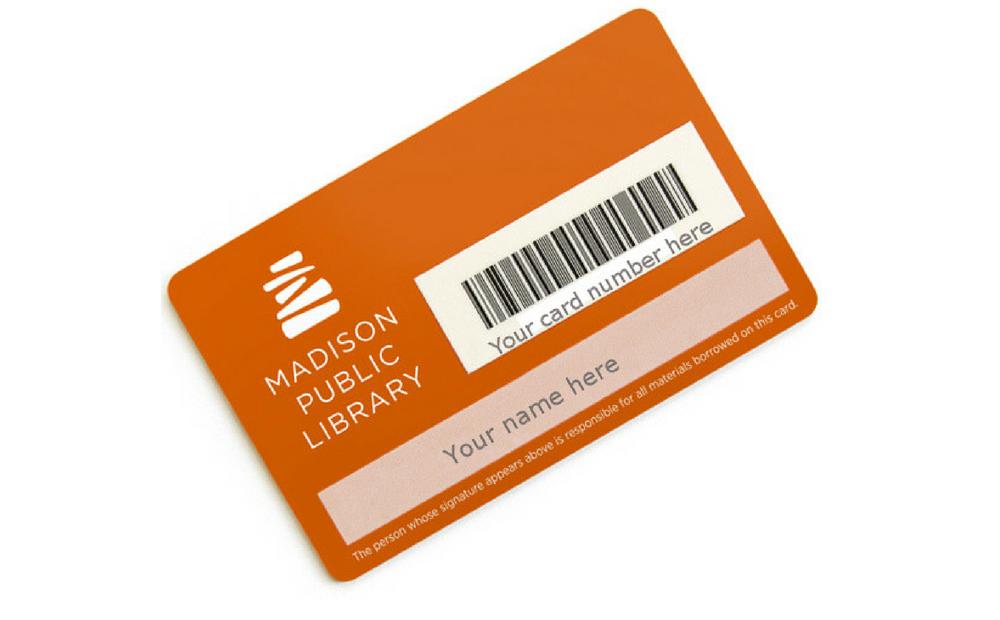 Library Card CIO