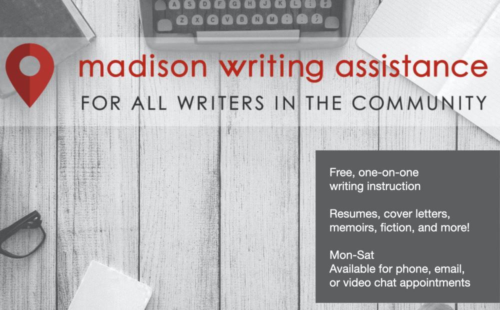Madison Writing Assistance