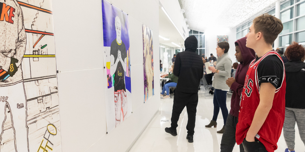 NIP art gallery