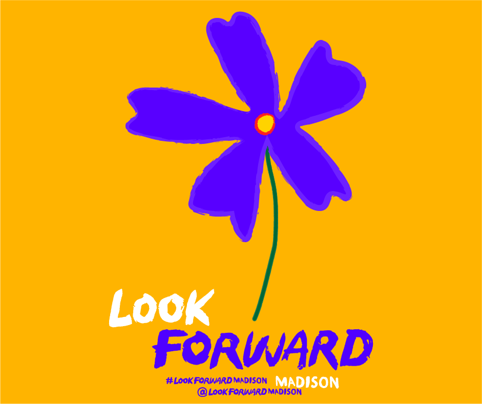 Look Forward flower