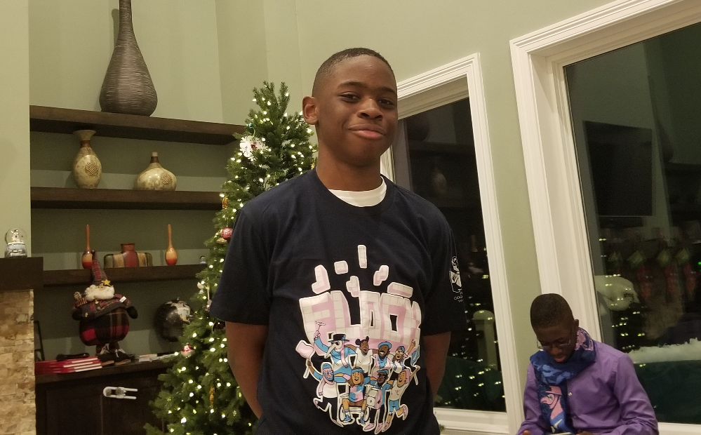 Tikeh Tazeh, 12-year-old local author of Hat Trick, gets celebrated and supported by the Madison Public Library