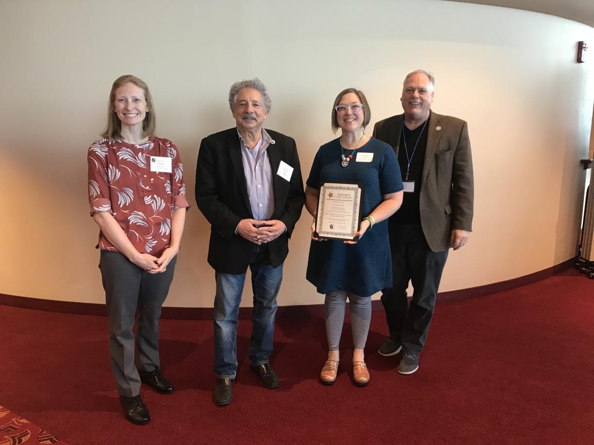 Wild Rumpus Team Award
