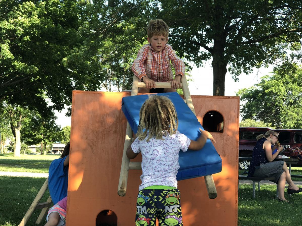 Wild Rumpus Kids Building