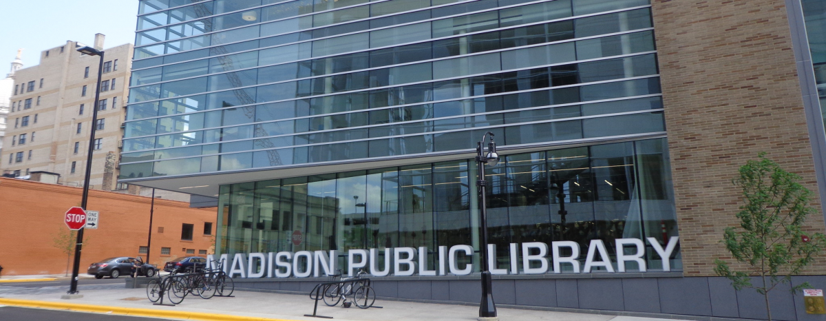 Madison Public Library Central Library