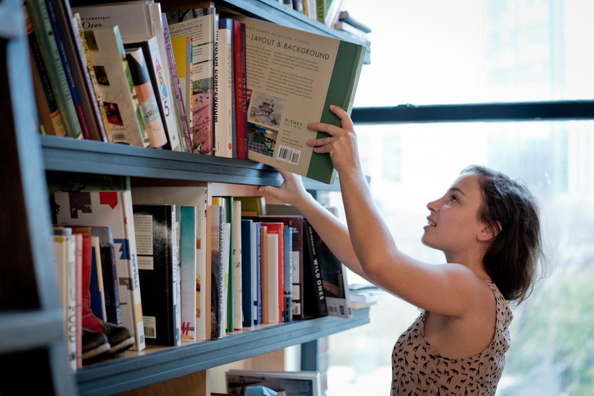 photo of Tinybob library
