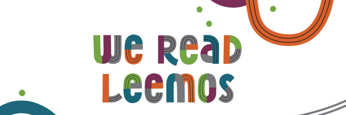 We Read Logo