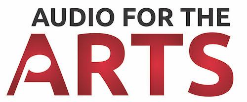 Audio for the Arts logo