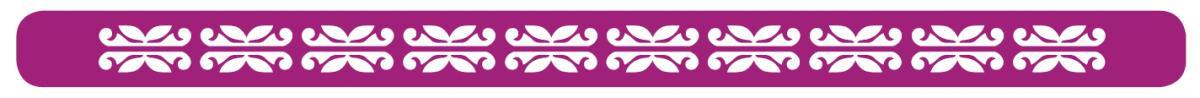 Native pattern bar