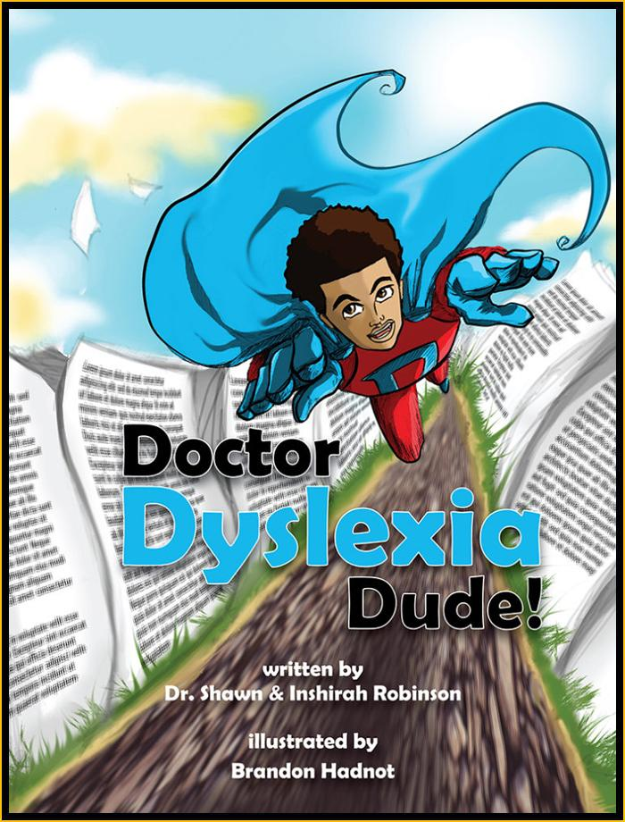 Cover of Dr. Dyslexia Dude
