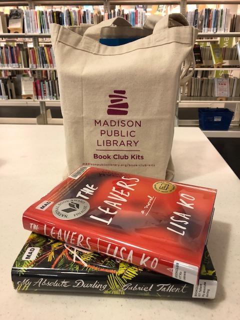 bookclub kit bags