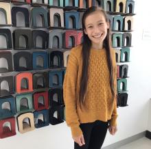 Madeleine B Youth Voices Runner Up