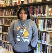 Mariel Duran-Martinez Youth Voices Contest Winner