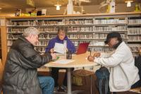 Tax Assistance at the Library