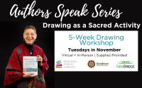 Authors Speak Series: Drawing as a Sacred Activity