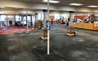 Hawthorne Library is under renovation from April 6-24, 2021