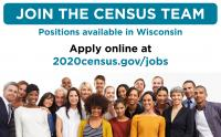 Join the Census Team ad