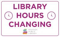 Library Hours Changing