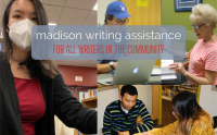 Madison Writing Assistance at Madison Public Library