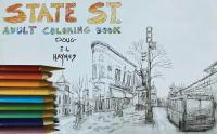 State Street Adult Coloring Book event