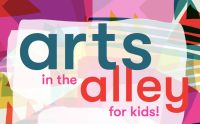 Arts in the Alley for Kids