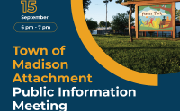 Town of Madison Attachment Public Information Meeting