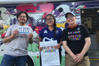Dream Bus Driver Ricardo Marroquin Shares His Passion for Libraries