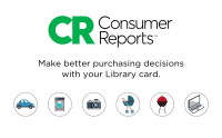 Consumer Reports: Make better purchasing decisions with your Library card.