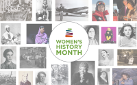 Women's History Month CIO