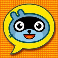 Pango's face in a speech bubble