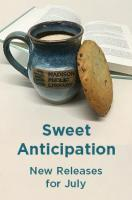 Sweet Anticipation graphic July