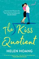 Kiss Quotient book cover
