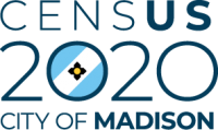 Census 2020 City of Madison