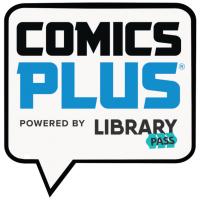 ComicsPlus logo
