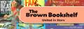 Brown Bookshelf logo
